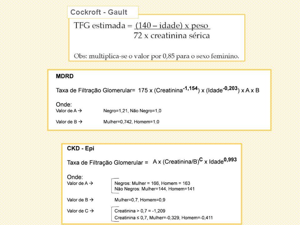 Cockroft - Gault
