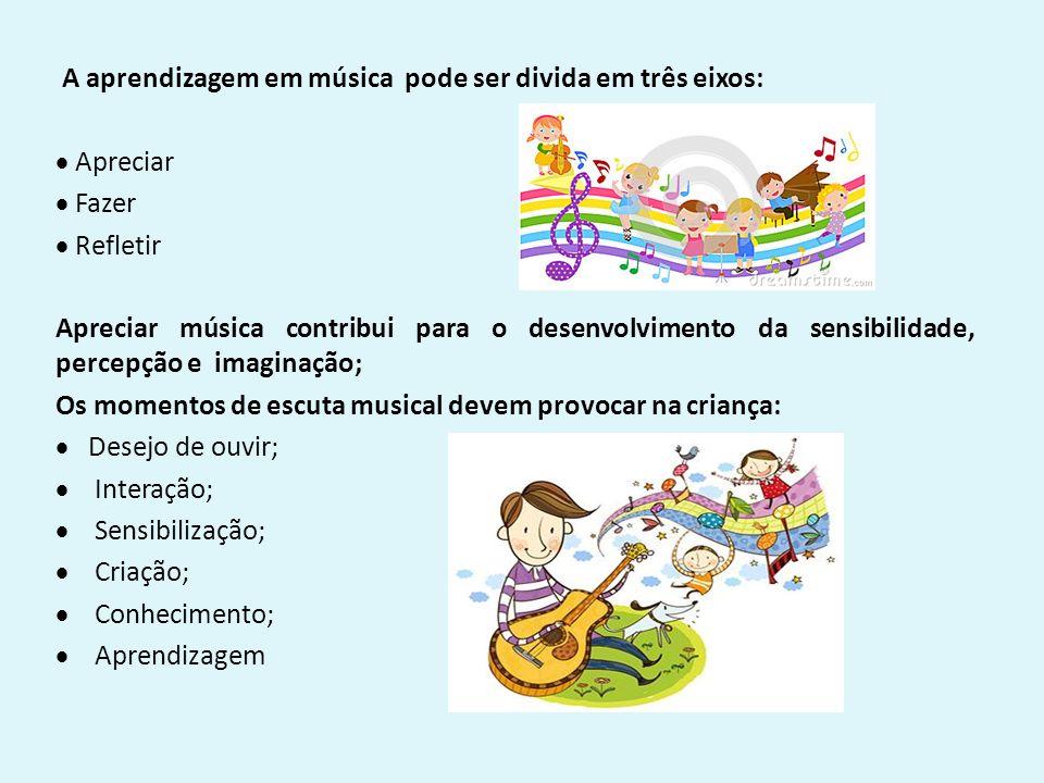 Muito Música na Educação Infantil Música é uma linguagem cujo  OR88