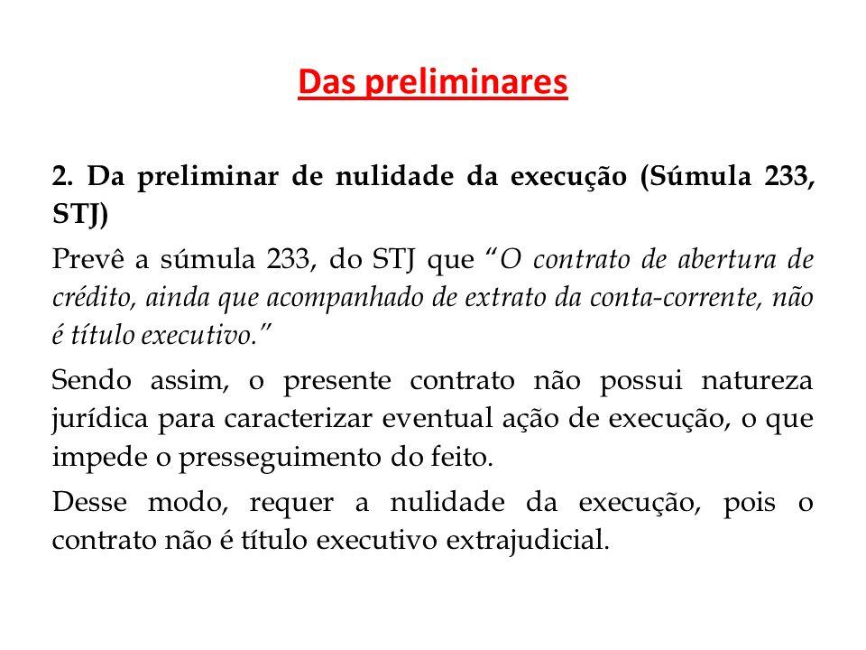 Das preliminares 2.