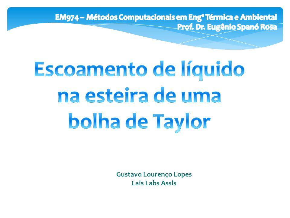 Introdução Padrões de escoamento gás-líquido: Classificação de Taitel et.