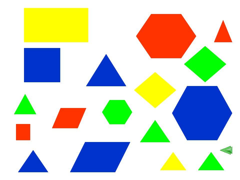 ATIVIDADES Cobrir o espaço delimitado abaixo de duas maneiras diferentes: Aqui deve-se anotar o número de peças usadas e suas cores.