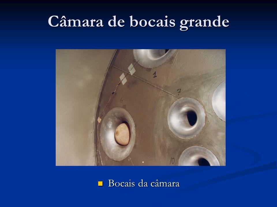 Bocais da câmara Bocais da câmara