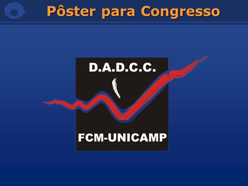 Pôster para Congresso