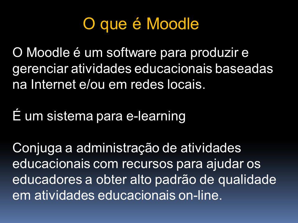 A plataforma mais usada pelas maiores universidade do Brasil e do Mundo Visão Geral