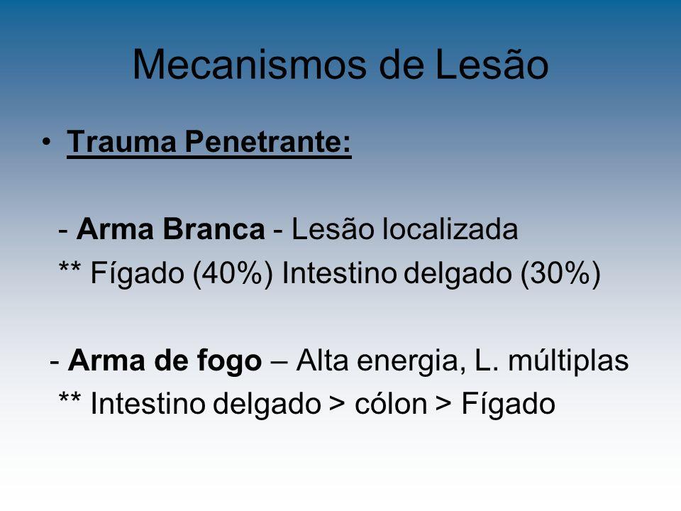 Avaliação ATLS (abordagem inicial) - ABCDE História Exame Físico - CSV, Saturação, ECG (ABCDE) Exame abdominal:.