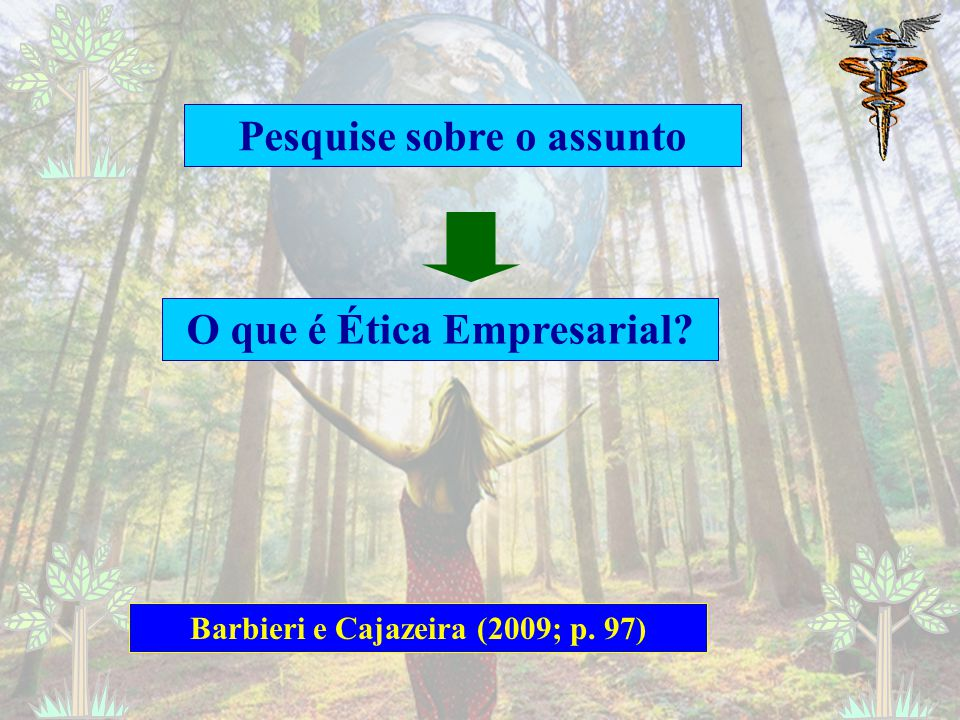 2.5 Ética Empresarial.
