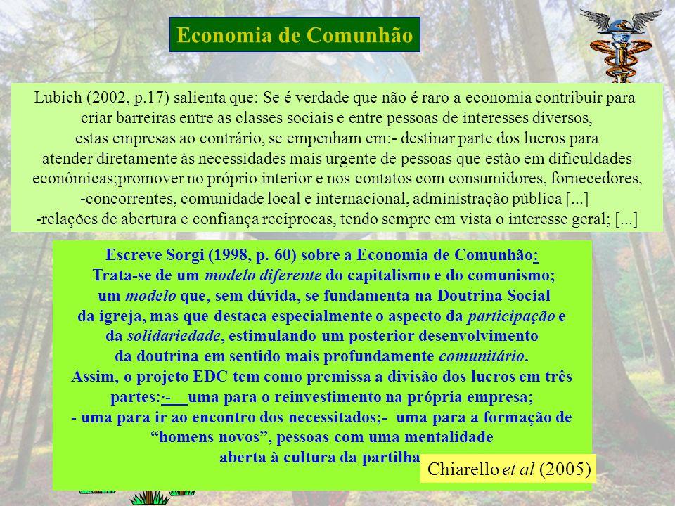 Para Araújo (1998), não se trata apenas de colocar em comum moeda corrente para atingir os fins já mencionados, mas de criar empregos, investir os luc