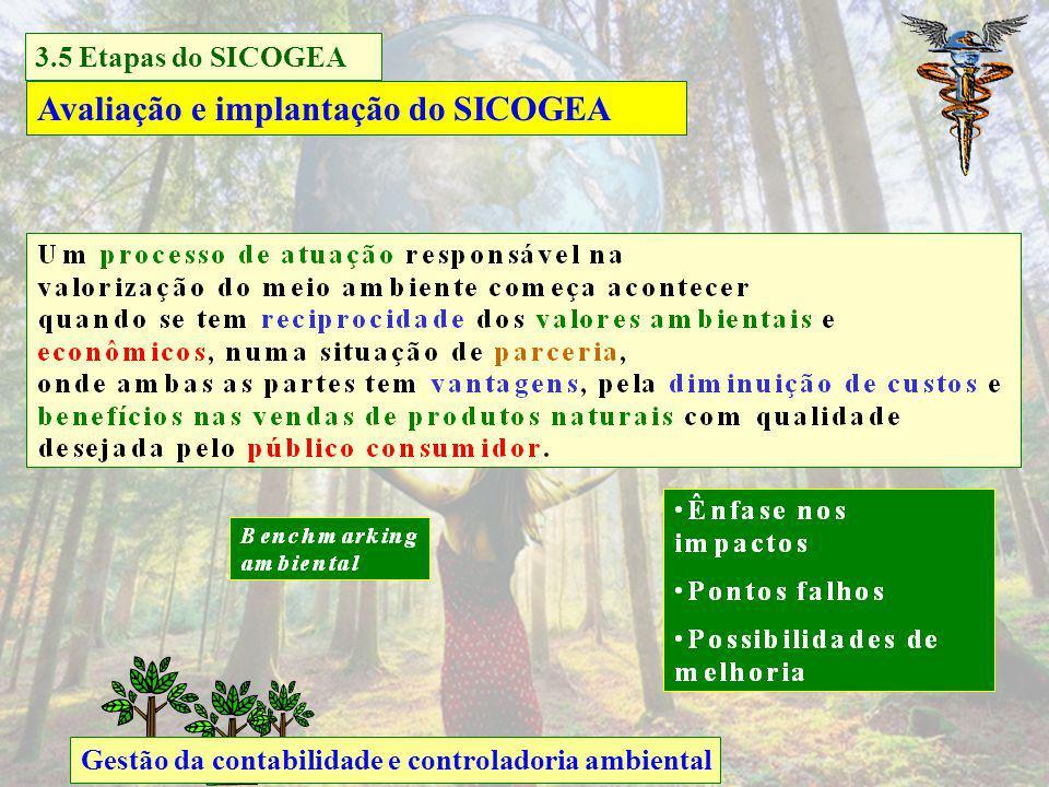 Gestão da contabilidade e controladoria ambiental Planejamento