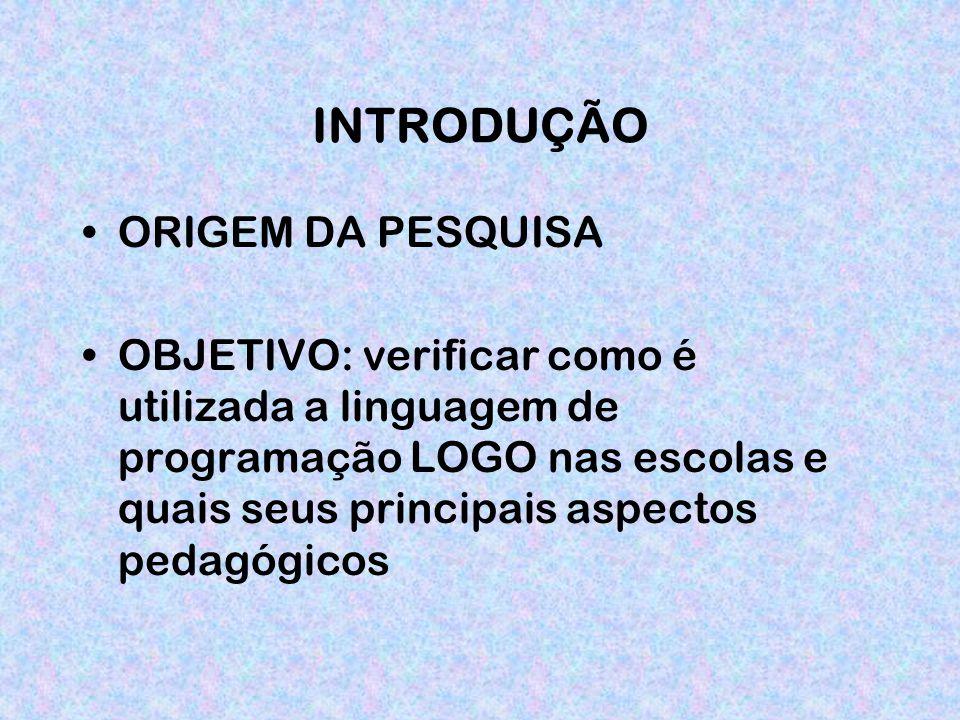 ESCOLA PESQUISADA: Instituto de Educação Infanto Juvenil de Londrina.