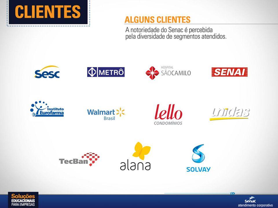 Ricardo Anselmo Executivo de contas ricardo.adnascimento@sp.senac.br (19) 2117-0647 / (19) 9841-0546