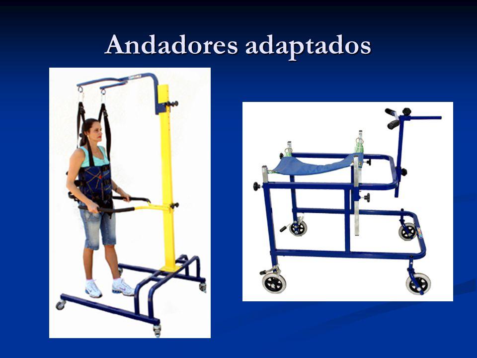 Andadores adaptados