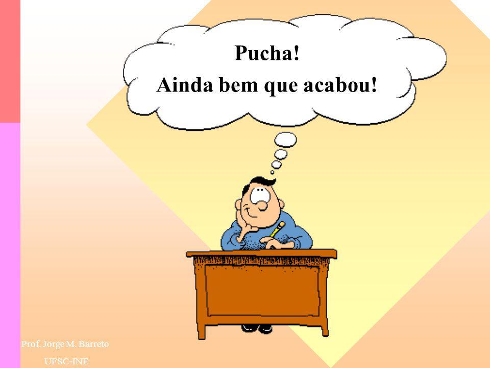 Prof. Jorge M. Barreto UFSC-INE Cálculo das Proposições Árvores de RefutaçãoÁrvores de Refutação 2.10. Bicondicional Negado ( ): Se um ramo aberto con