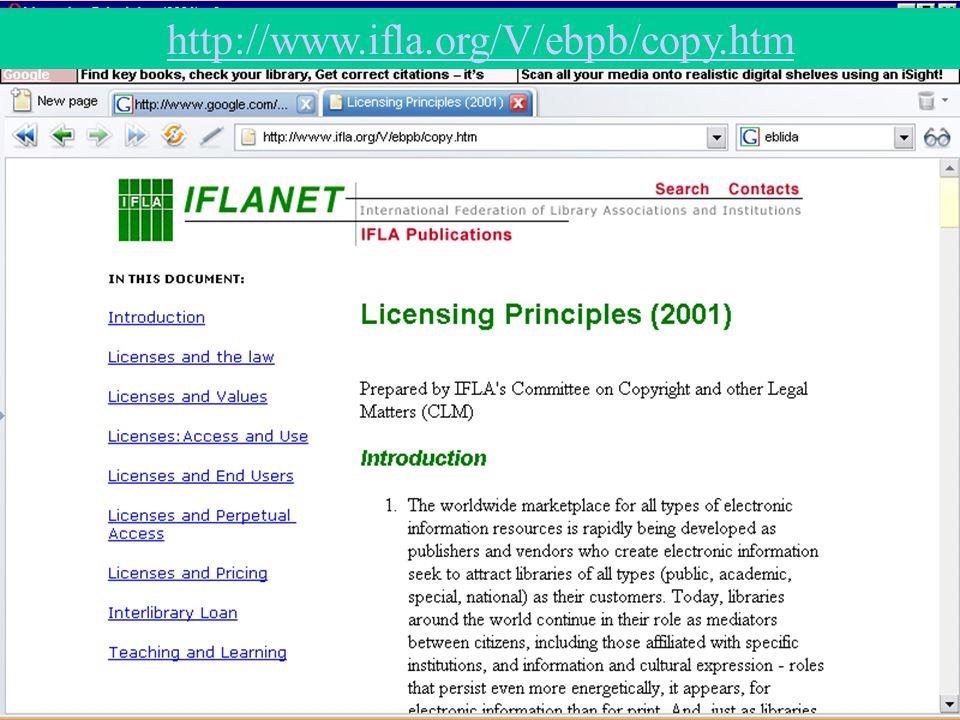 http://www.ifla.org/V/ebpb/copy.htm