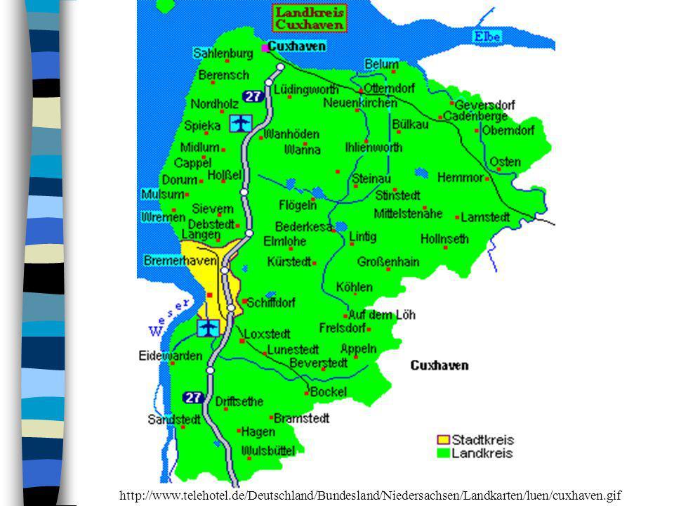 http://www.telehotel.de/Deutschland/Bundesland/Niedersachsen/Landkarten/luen/cuxhaven.gif