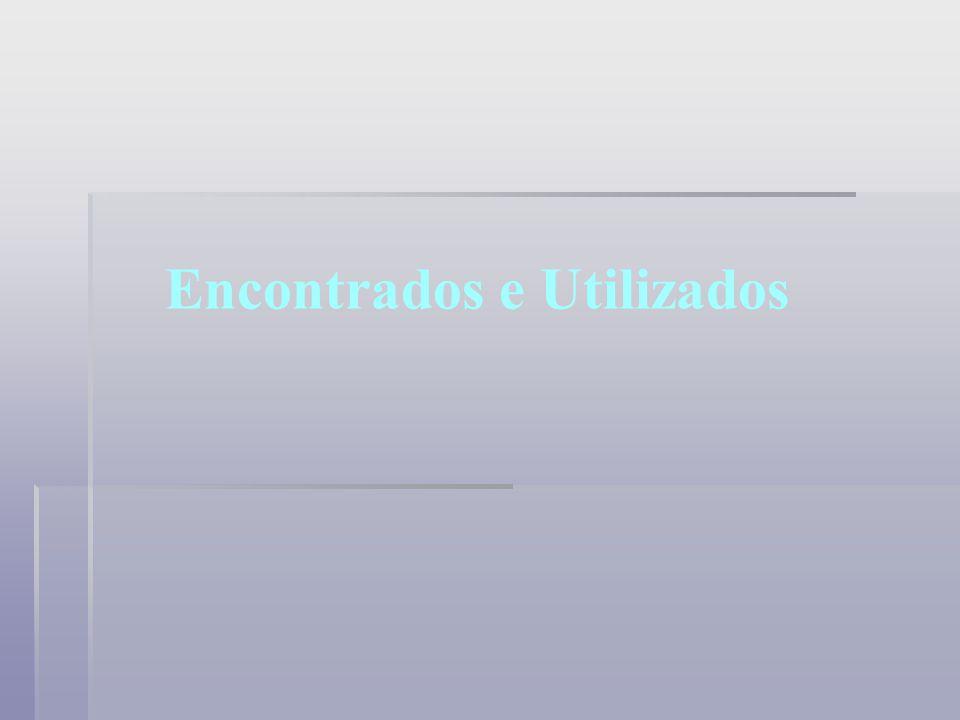 B.U./UFSC 59 ENCONTRADOS E 08 UTILIZADOS GOOGLE 20 ENCONTRADOS E 04 UTILIZADOS