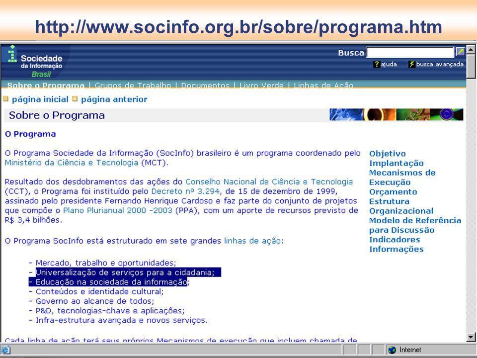 http://www.socinfo.org.br/sobre/programa.htm