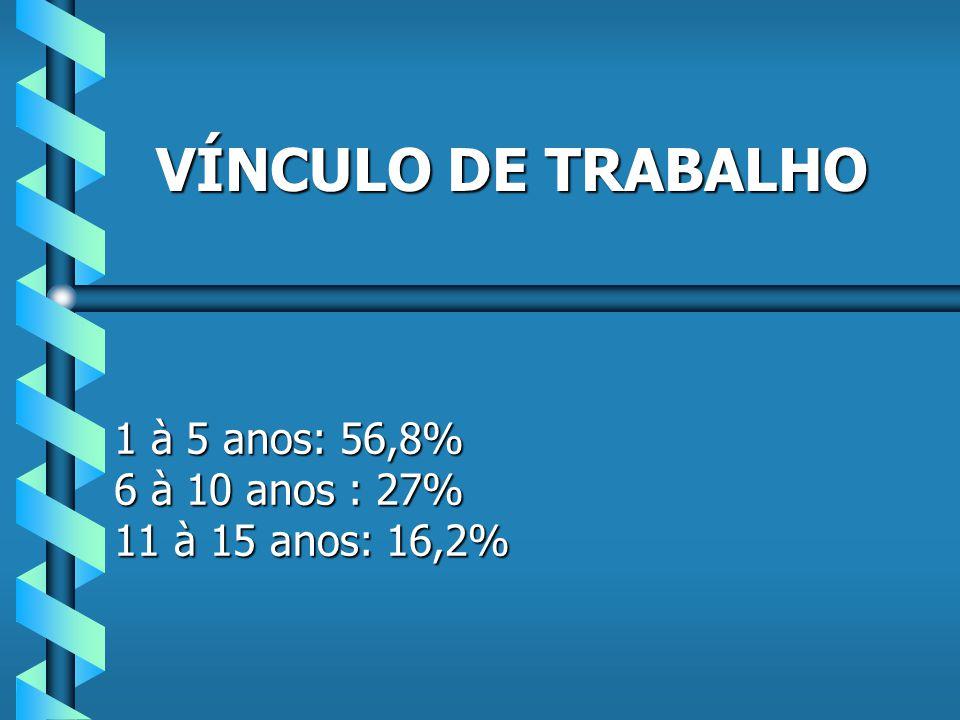 Médico científico: 24,31% Marketing: 67,6% Recursos Humanos 5,4% Industrial 2,7% CARGOS OCUPADOS NA EMPRESA