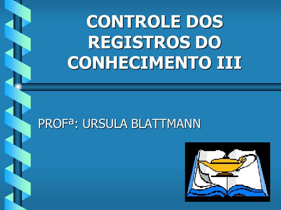 UNIVERSIDADE FEDERAL DE SANTA CATARINA ACADÊMICA DA 6ª FASE DO CURSO DE BIBLIOTECONOMIA CLAÚDIA VILVERT 2005