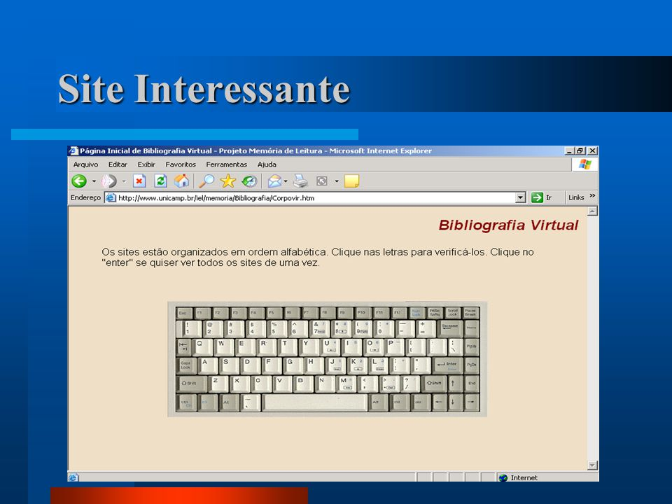 Site Interessante