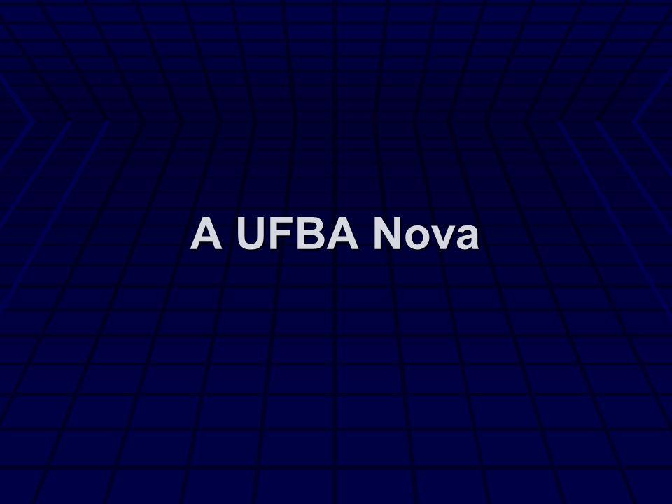 A UFBA Nova