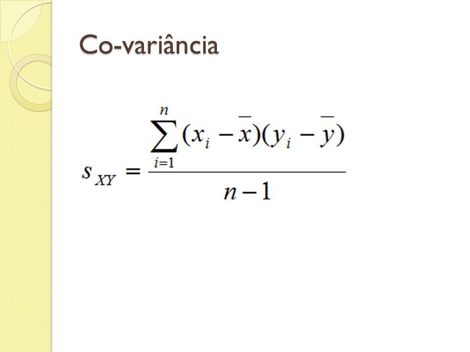 Co-variância