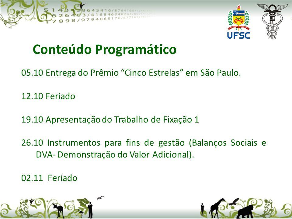 05.10 Entrega do Prêmio Cinco Estrelas em São Paulo.