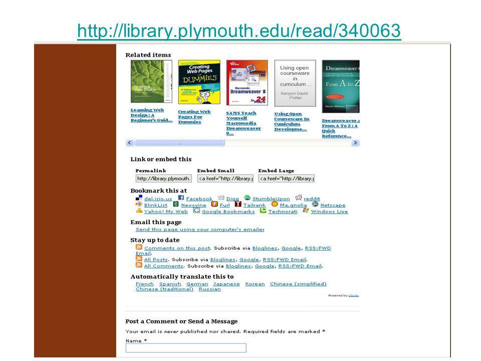 Publicações eletrônicas de acesso aberto http://www.informatik.uni-trier.de/~ley/db/conf/elpub/ http://www.informatik.uni-trier.de/~ley/db/conf/elpub/ Ferramentas da web