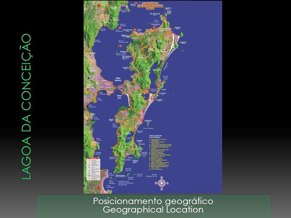 Posicionamento geográfico Geographical Location