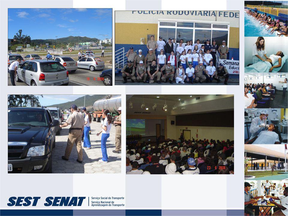 7 SEST/SENAT – Unidade de Florianópolis Av.