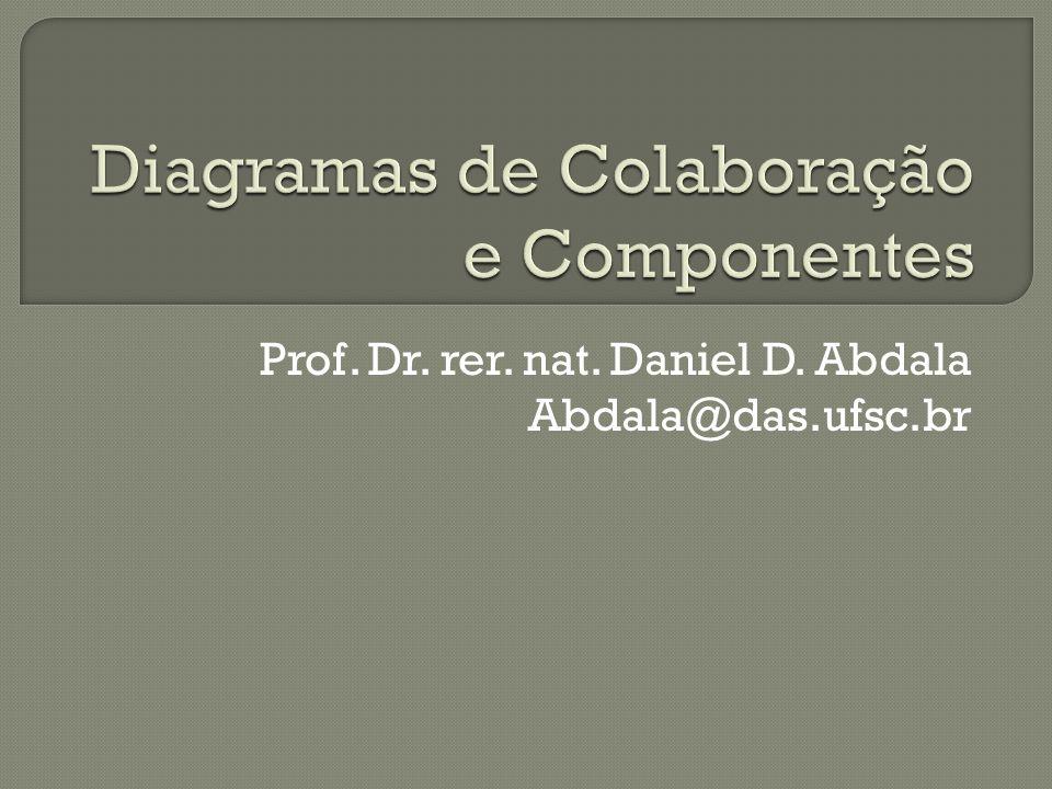 Prof. Dr. rer. nat. Daniel D. Abdala Abdala@das.ufsc.br