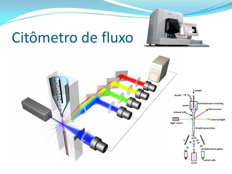 Citômetro de fluxo