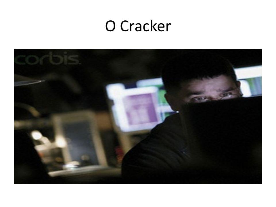 O que faz um cracker.Um cracker injeta a query SQL na aplicação usando um navegador web comum.