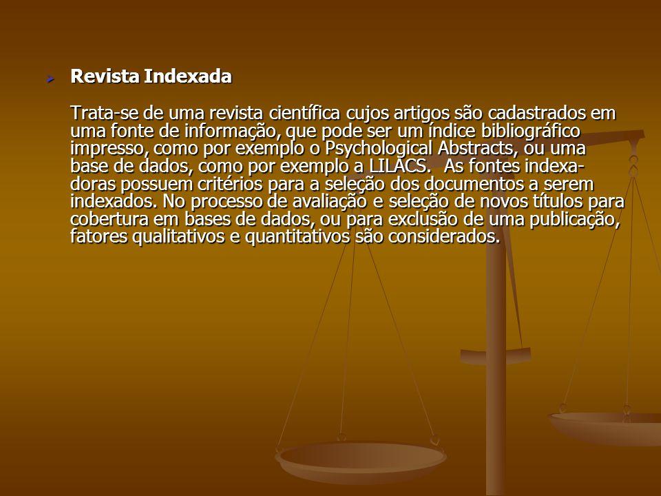 CONCEITOS A Revista tem sua edição no formato eletrônico das informações contidas na revista impressa, ou seja, o guia de compras pode ser consultado