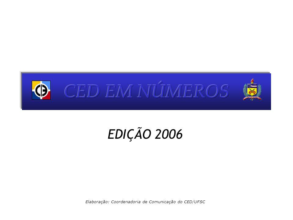 EDIÇÃO 2006 Elaboração: Coordenadoria de Comunicação do CED/UFSC