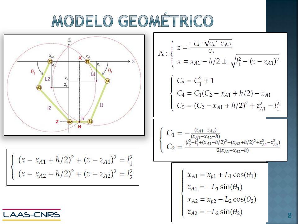 Dificuldades para cálculo do Jacobiano 9