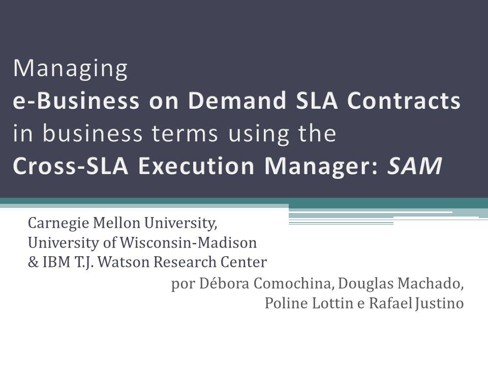 Resumo O artigo apresenta a necessidade de administrar, em termos de negócios, a gestão dos serviços, a fim de cumprir os contratos de nível de serviço (SLA).