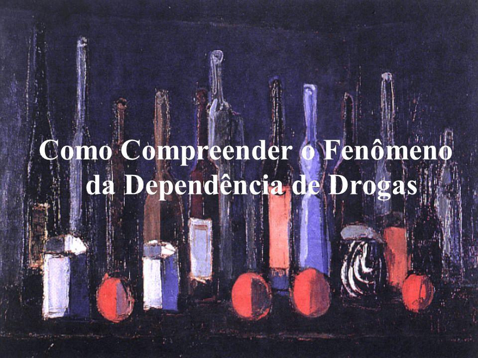 Como Compreender o Fenômeno da Dependência de Drogas