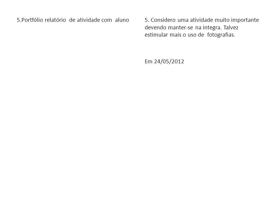 5.Portfólio relatório de atividade com aluno5.
