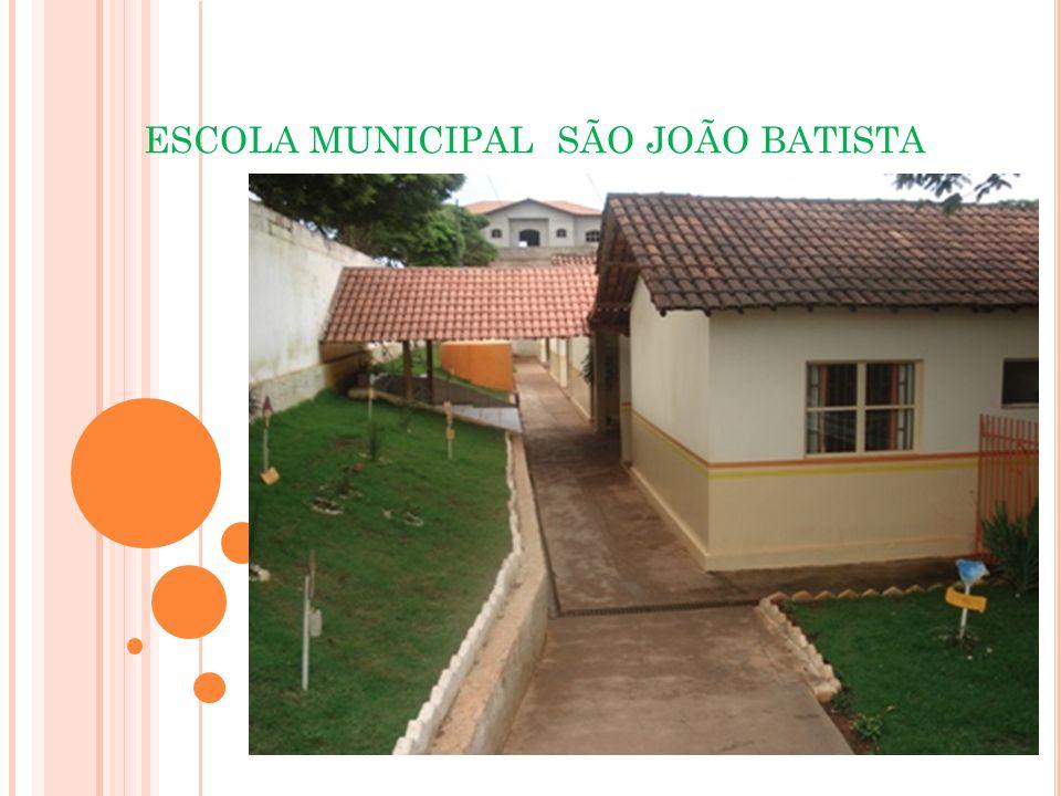 ESCOLA MUNICIPAL SÃO JOÃO BATISTA
