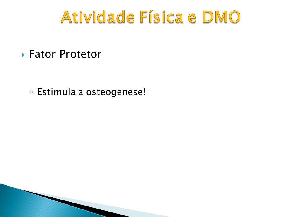 Fator Protetor Estimula a osteogenese!