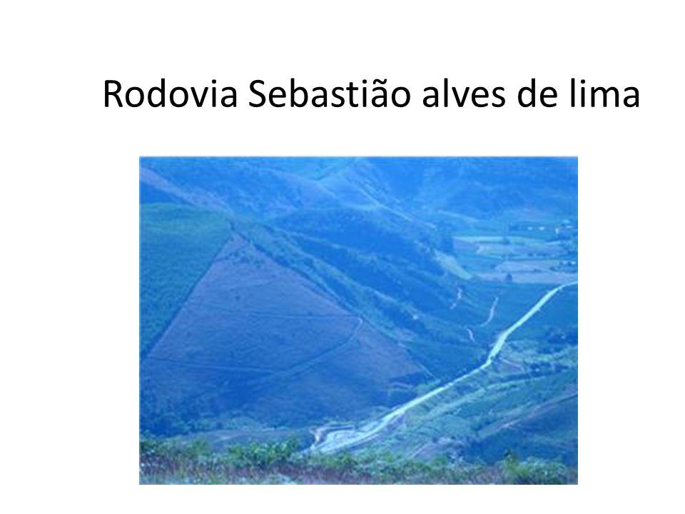 Rodovia Sebastião alves de lima