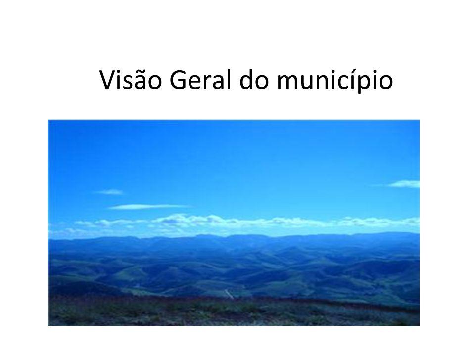 Visão Geral do município