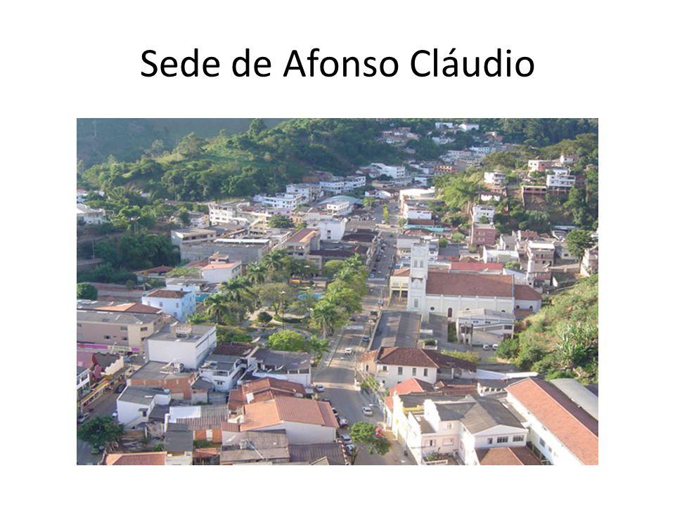 Sede de Afonso Cláudio