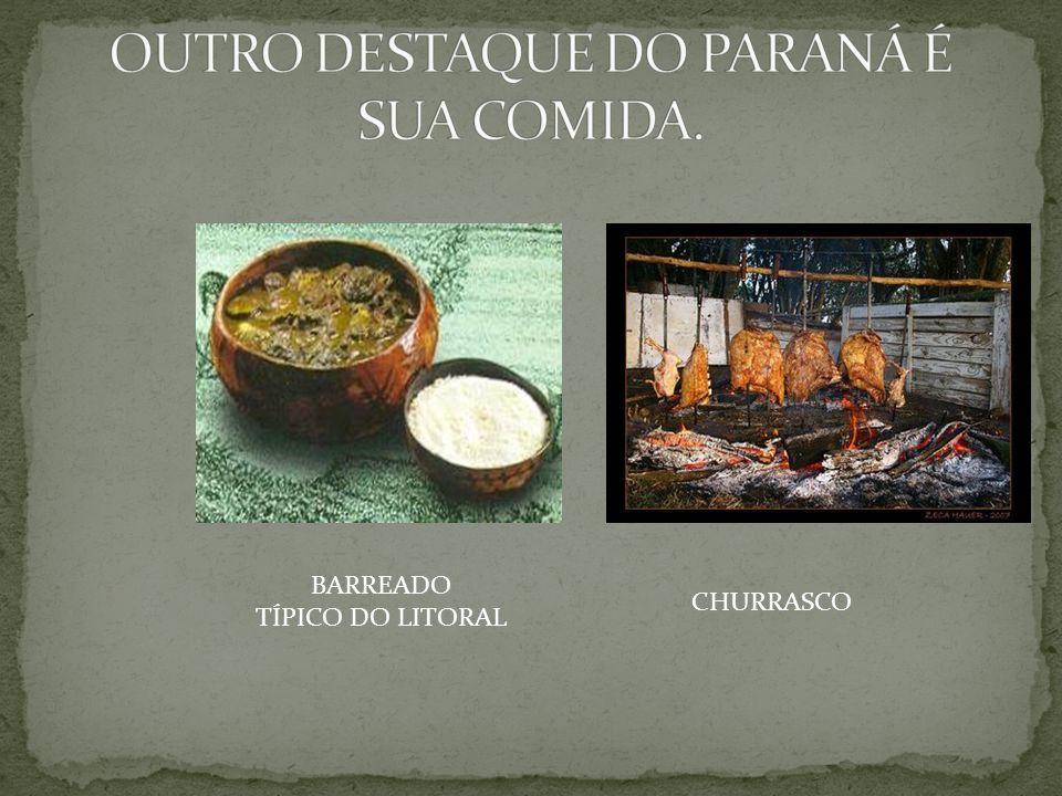 BARREADO TÍPICO DO LITORAL CHURRASCO