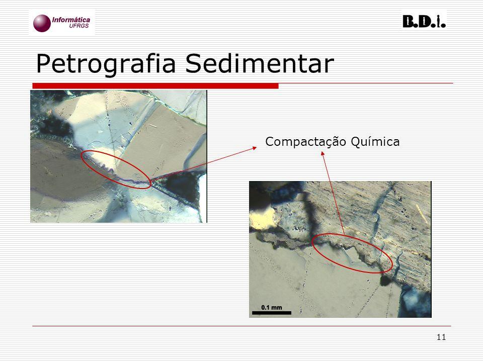 11 Petrografia Sedimentar Compactação Química