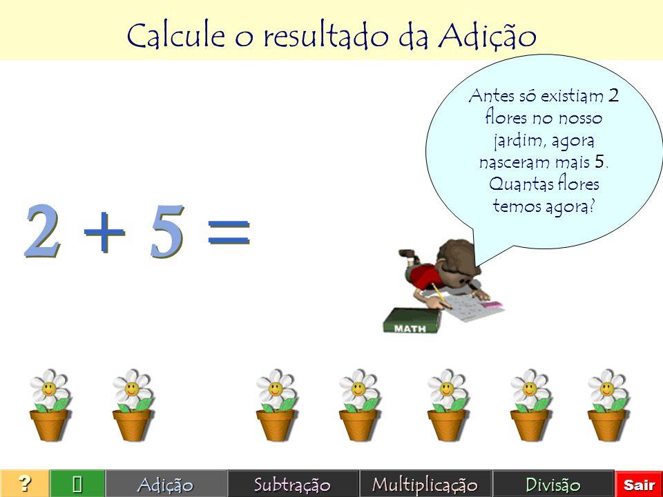Subtração Multiplicação Adição Divisão As Quatro Operações Básicas da Matemática Sair