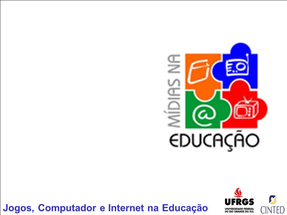 Drª Liane M. Rockenbach Tarouco Centro Interdisciplinar de Novas Tecnologias na Educação Jogos, Computador e Internet na Educação