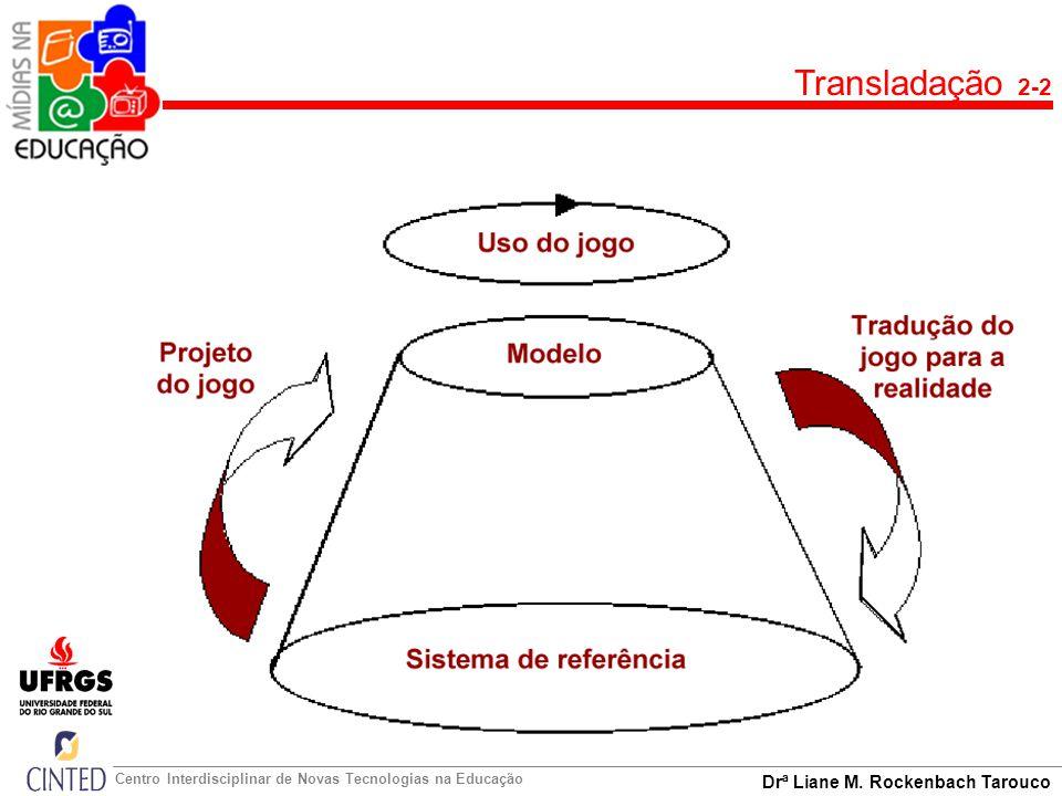 Drª Liane M. Rockenbach Tarouco Centro Interdisciplinar de Novas Tecnologias na Educação Transladação 2-2