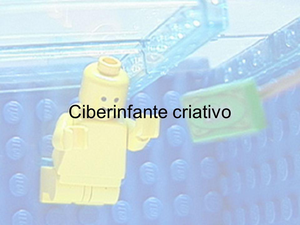 Ciberinfante criativo