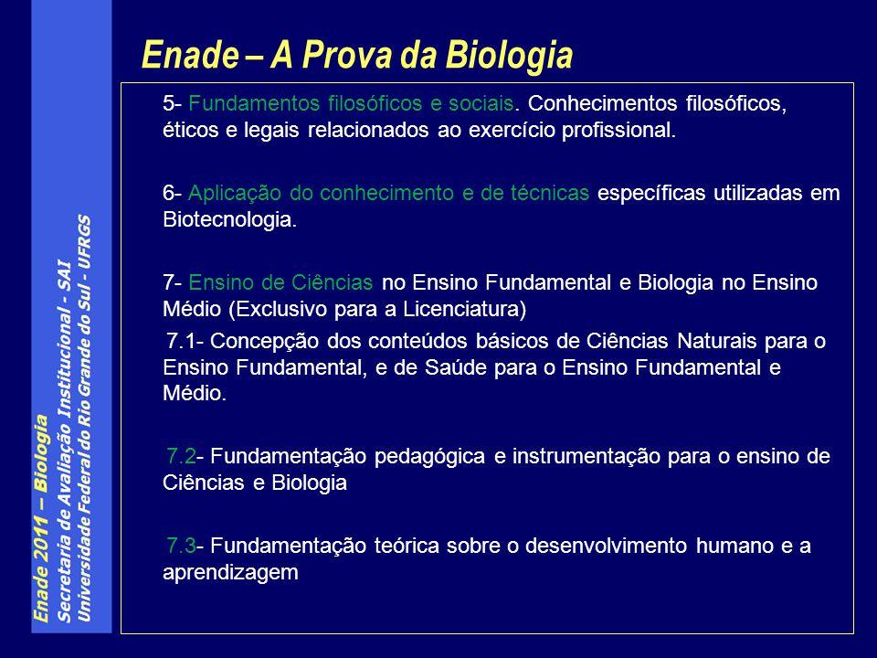 5- Fundamentos filosóficos e sociais.